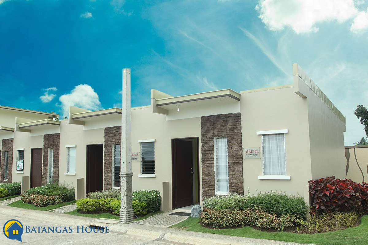 Lumina Homes Bauan – House and Lot for Sale