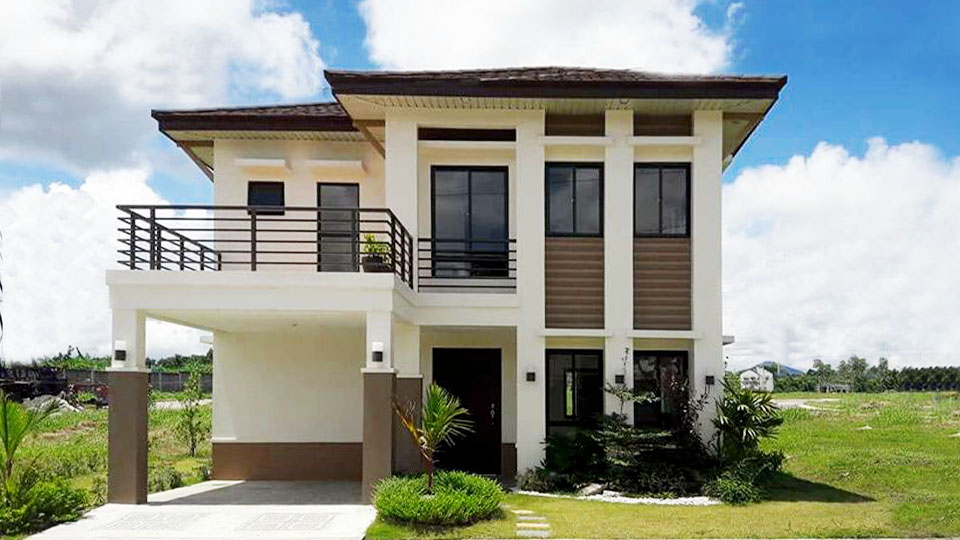 Bloomfields Heights Lipa Lipa City House and Lot for Sale