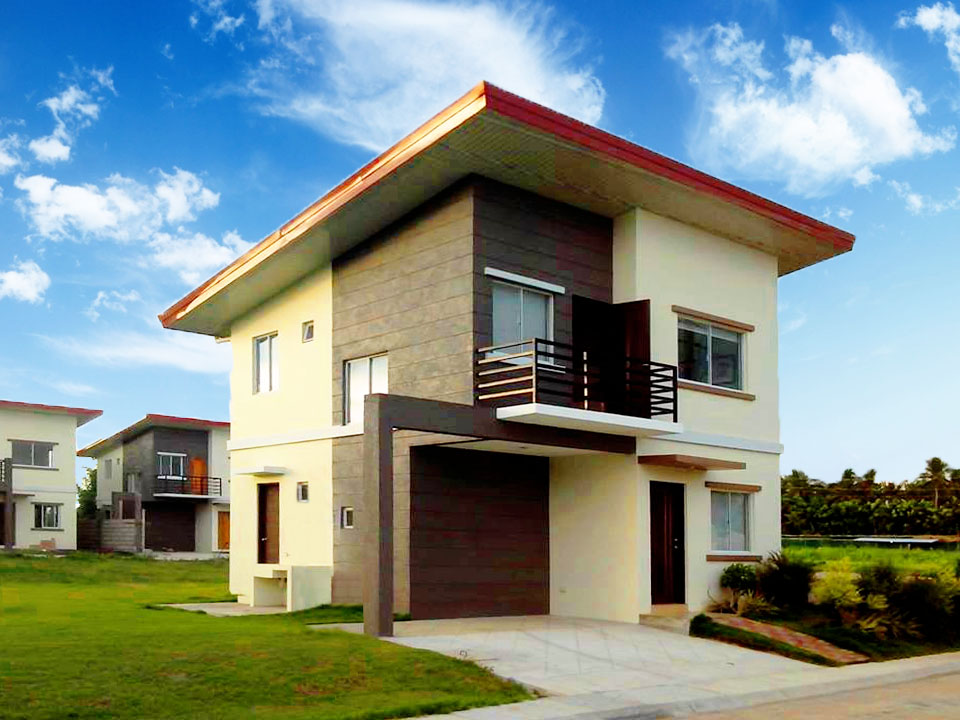 Bel-Air Residences Lipa City House and Lot For Sale