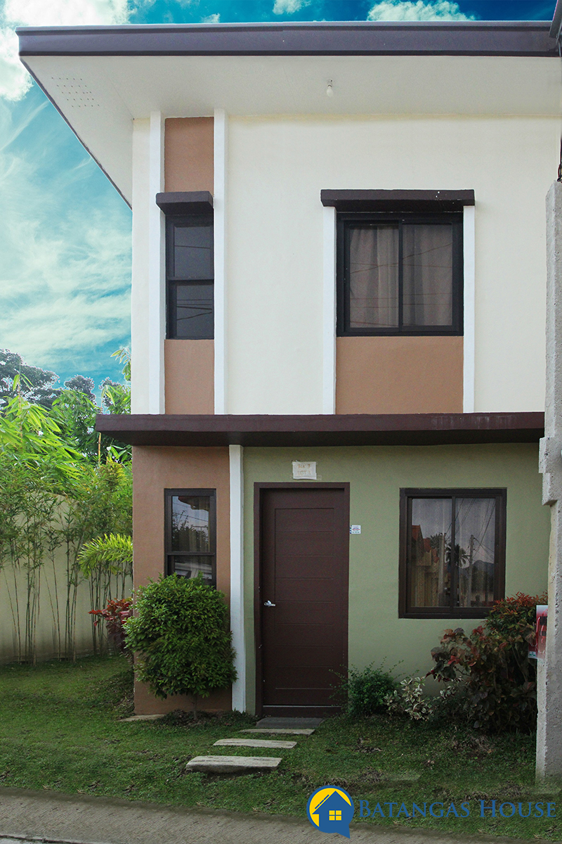 Summer Hills – Rosewood II San Lucas, Lipa City House and Lot for Sale