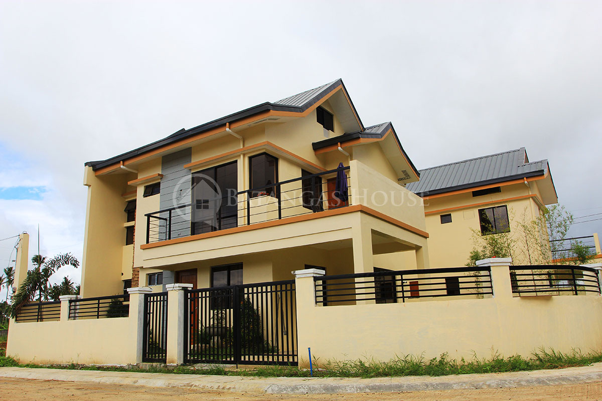 RFO HOUSE and LOT – 4BR 2TB at Lipa City, Batangas