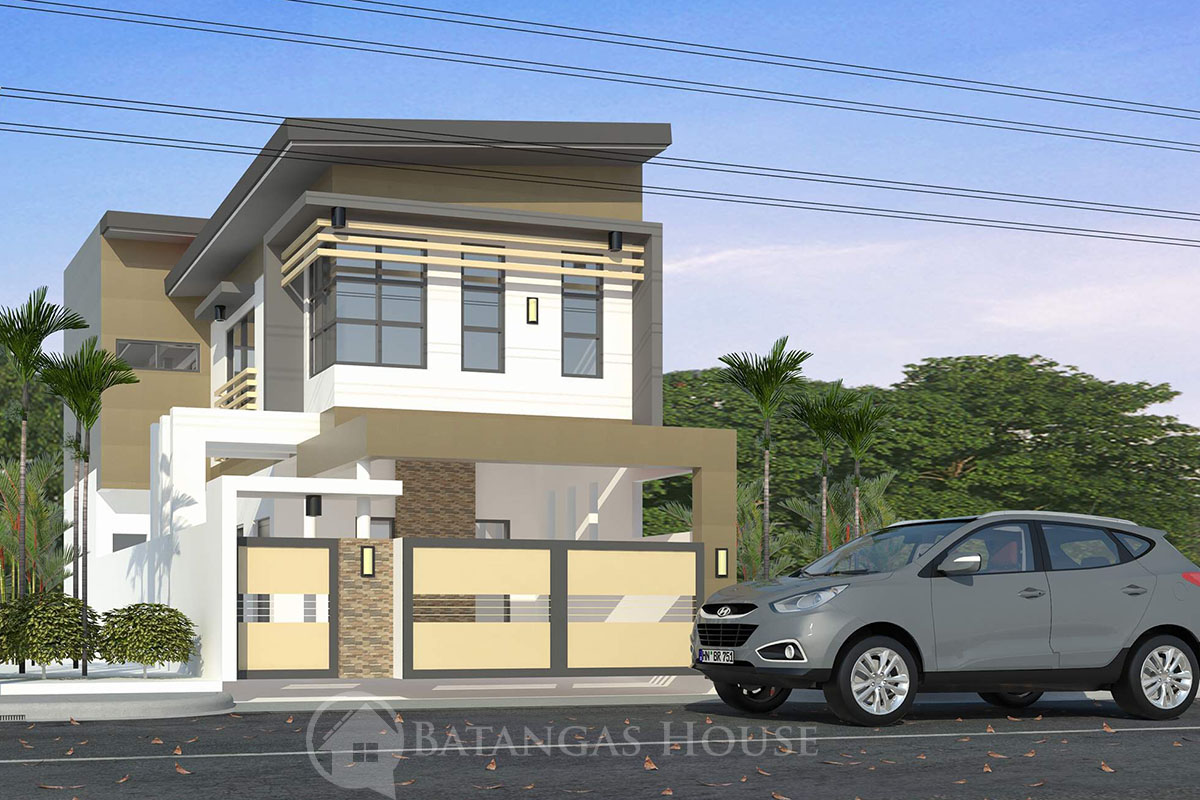 3 BR 3 TB 1 Parking House and Lot For Sale at Tambo, Lipa City