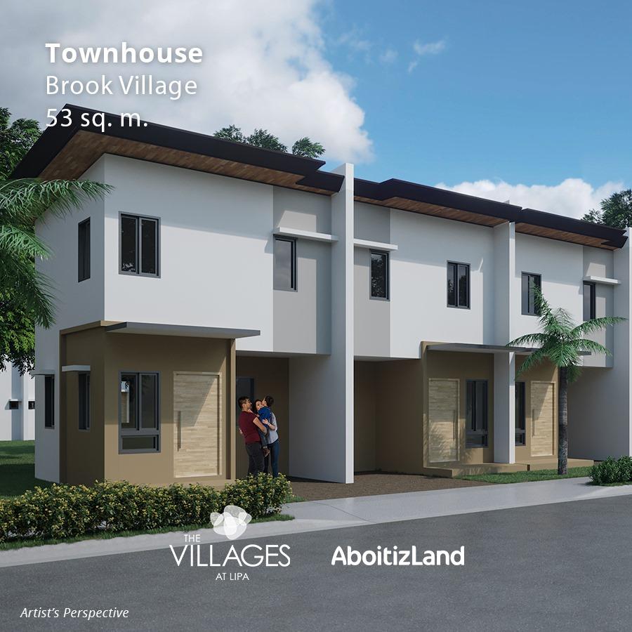 Two Storey Townhouse (Brooke Village)