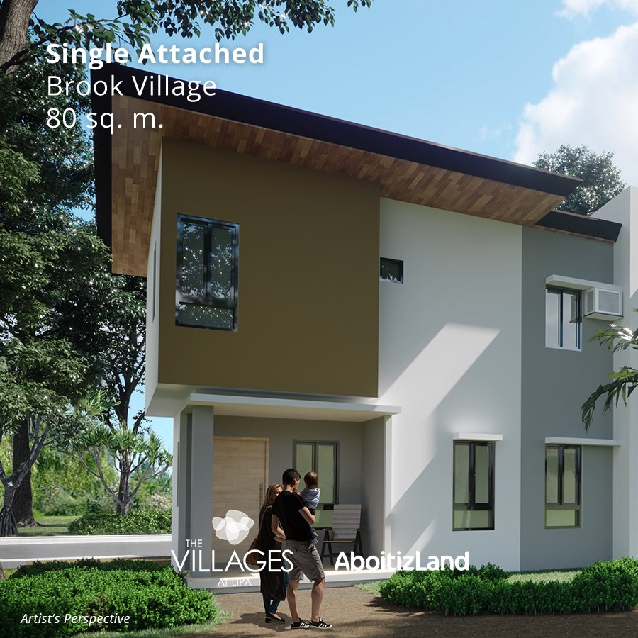 Two Storey Single Attached (Brooke Village)