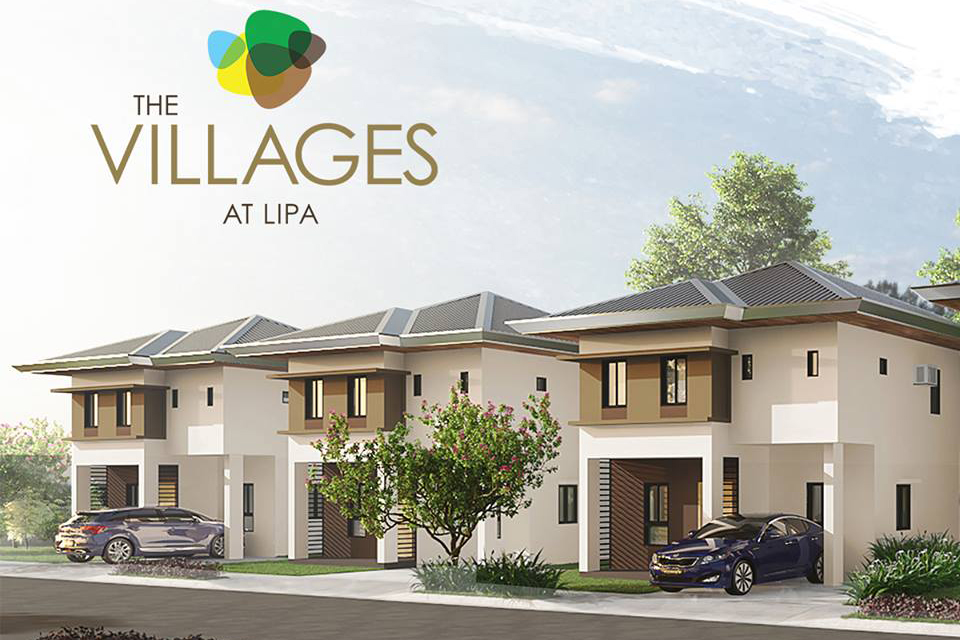 The Villages at Lipa – House and Lot For Sale